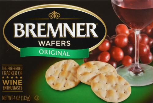 Bremner Wafers Original Perspective: front