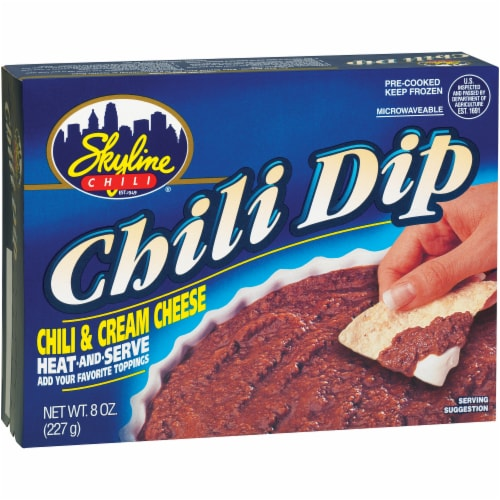 Skyline Chili Chili Dip Perspective: front