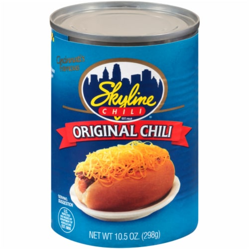 Skyline Chili Original Chili Perspective: front