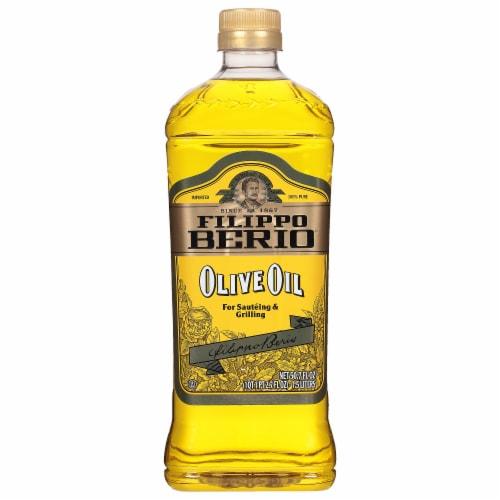 Filippo Berio Olive Oil Perspective: front