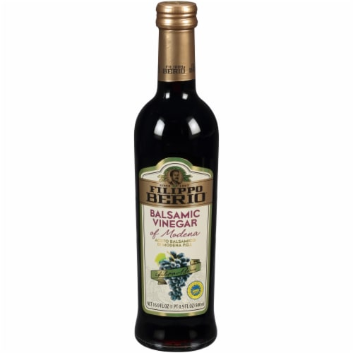 Filippo Berio Balsamic Vinegar Perspective: front