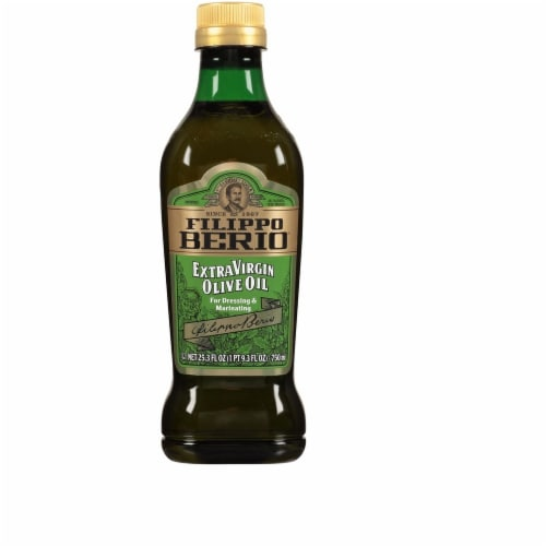 Filippo Berio® Extra Virgin Olive Oil Perspective: front