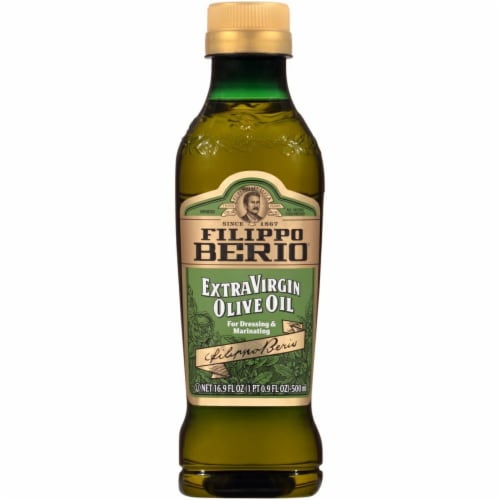 Filippo Berio Extra Virgin Olive Oil Perspective: front
