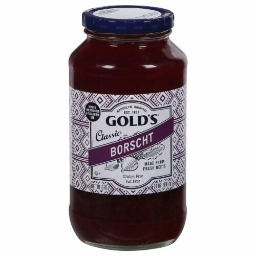 Gold's Regular Borscht Perspective: front
