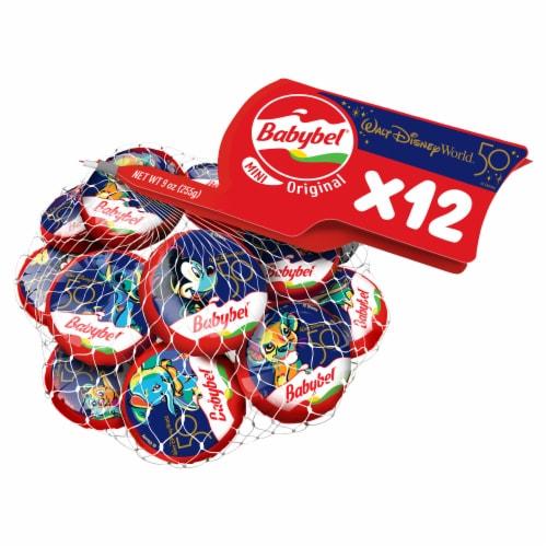 Mini Babybel Original Semisoft Cheeses Perspective: front