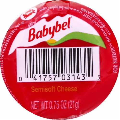 Mini Babybel Original Single Serve