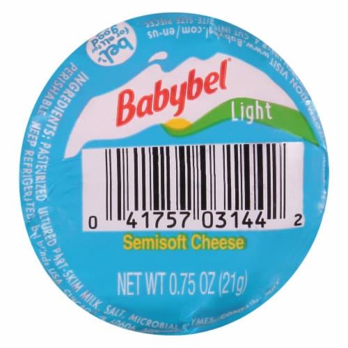 Mini Babybel Light Single Serve