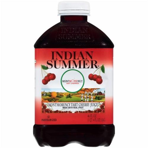 Indian Summer Cherry Juice Perspective: front