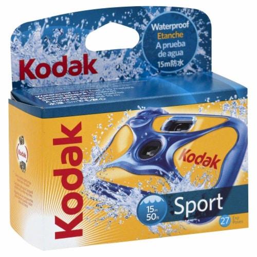 Kodak Sport Waterproof Camera Perspective: front