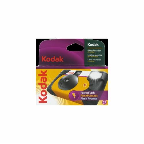 Kodak Power Flash Disposable Camera Perspective: front