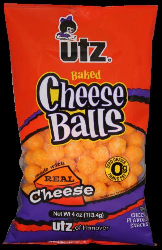 Kroger - Utz Baked Cheese Balls, 6 oz