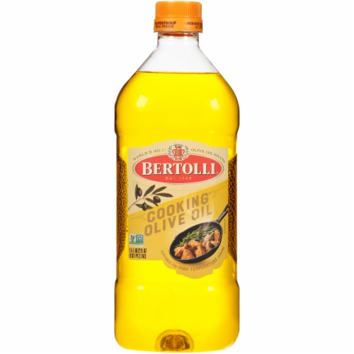Bertolli Cooking Olive Oil Perspective: front