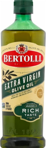 Bertolli Rich Taste Extra Virgin Olive Oil Perspective: front