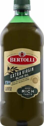 Bertolli Rich Taste Extra Virgin Olive Oil Perspective: front