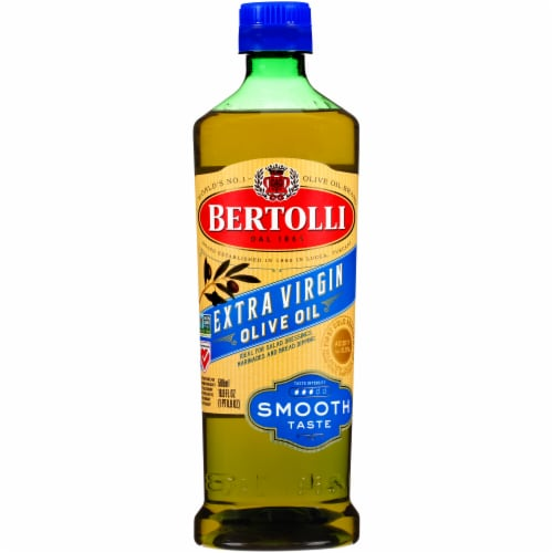 Bertolli® Smooth Extra Virgin Olive Oil Perspective: front