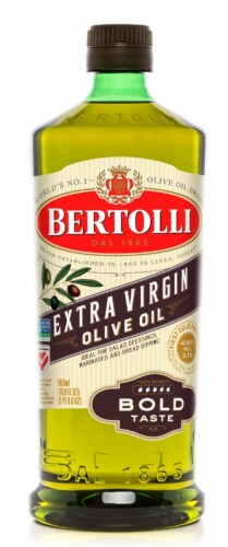 Bertolli Extra Virgin Olive Oil Perspective: front