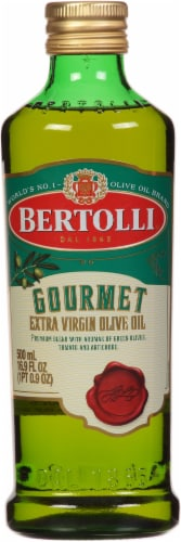 Bertolli Gourmet Edition Extra Virgin Olive Oil Perspective: front