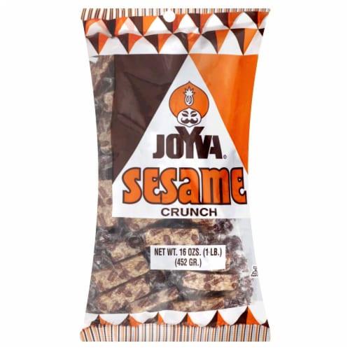 Joyva Sesame Crunch Perspective: front