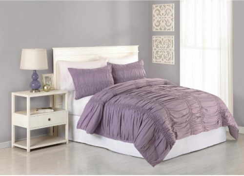 Fred Meyer - Katrina Full/Queen Lavender Comforter