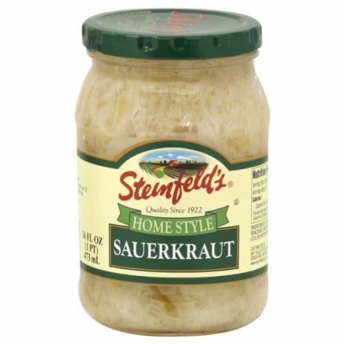 Steinfeld's Sauerkraut Perspective: front