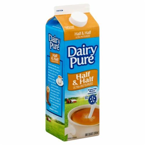 Dairy Pure Half & Half Perspective: front