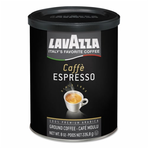 Lavazza Caffè Espresso  - 1 Each - 8 OZ Perspective: front