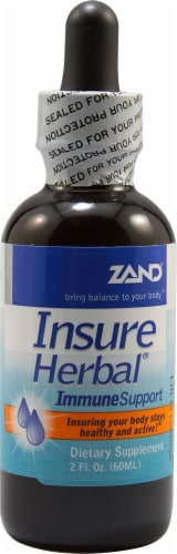 Zand  Insure Herbal® Immune Support Perspective: front