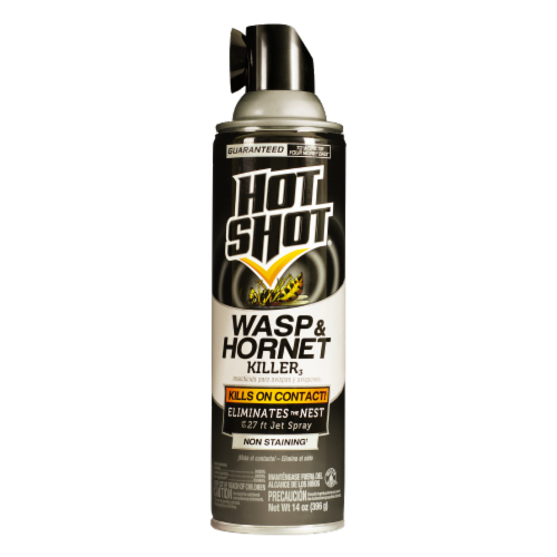 Hot Shot® Wasp & Hornet Killer Perspective: front