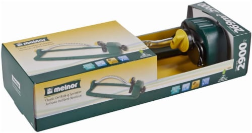 Melnor® Classic Oscillating Sprinkler - Green Perspective: front