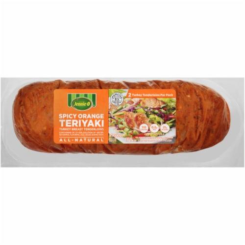 Jennie-O Spicy Orange Teriyaki Turkey Breast Tenderloin Perspective: front