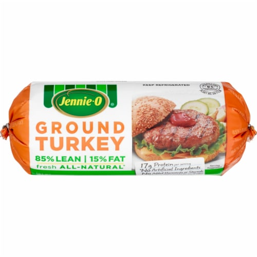Jennie-O All-Natural 85% Ground Turkey Perspective: front