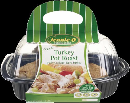 Jennie-O Slow Roasted Turkey Pot Roast Perspective: front