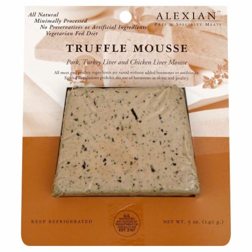 Alexian Truffle Mousse Perspective: front