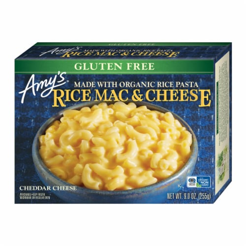 Amy's Gluten Free Rice Mac & Cheese Perspective: front