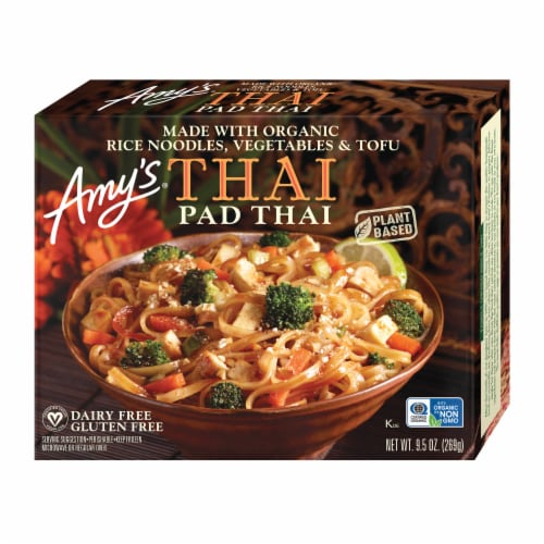 Amy's Pad Thai Perspective: front