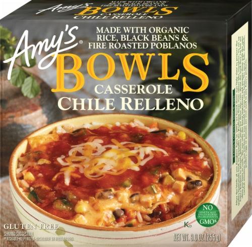 Amys Casserole Chili Relleno Bowl Perspective: front