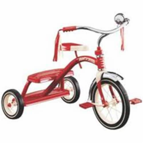 Radio Flyer Tricycle Child Classc 12In Red 33 Perspective: front