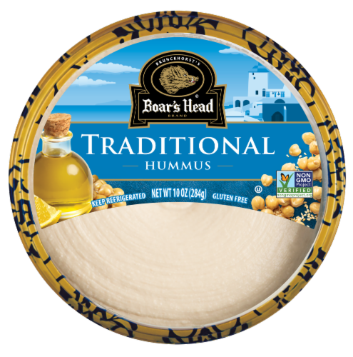 Boar's Head Traditional Hummus Perspective: front
