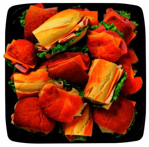 Sandwich Celebration Platter Perspective: front