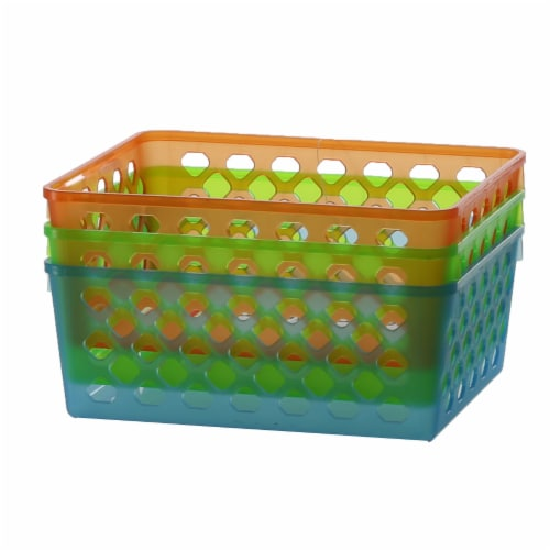 Officemate Supply Basket - Assorted Perspective: front