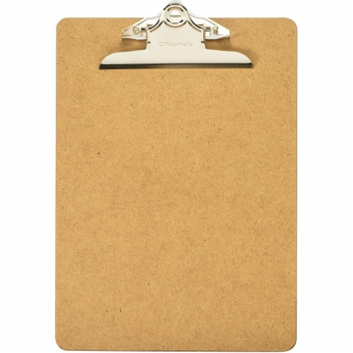 Officemate Clipboard Perspective: front