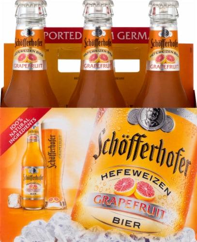 Schofferhofer Grapefruit Hefeweizen Perspective: front