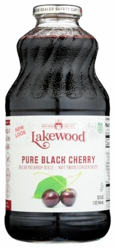 Lakewood Organic Black Cherry Juice Perspective: front
