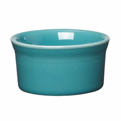 Fiesta Ramekin - Turquoise Perspective: front