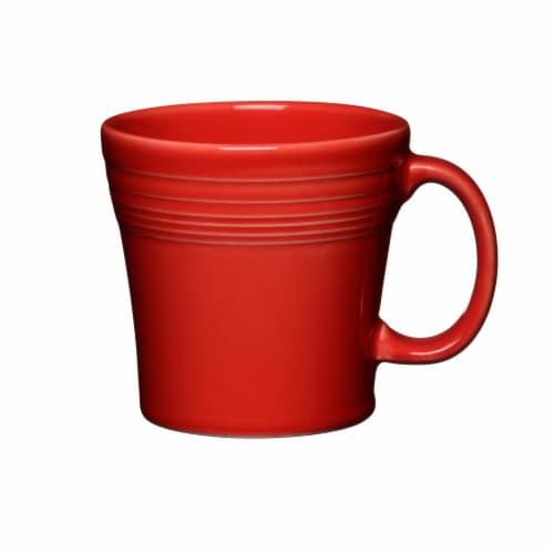 Fiesta Tapered Mug - Scarlet Perspective: front
