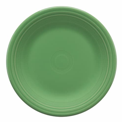 Fiesta Dinner Plate - Meadow Perspective: front
