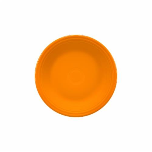 Fiesta Dinner Plate - Butterscotch Perspective: front