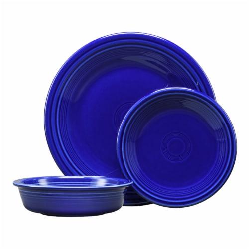 Fiesta Classic Dinnerware Set - Twilight Perspective: front