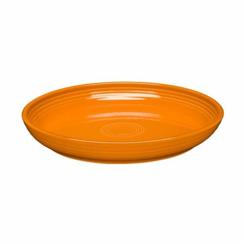 Fiesta Bowl Plate - Butterscotch Perspective: front