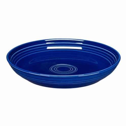 Fiesta Luncheon Salad Bowl Plate - Twilight Perspective: front
